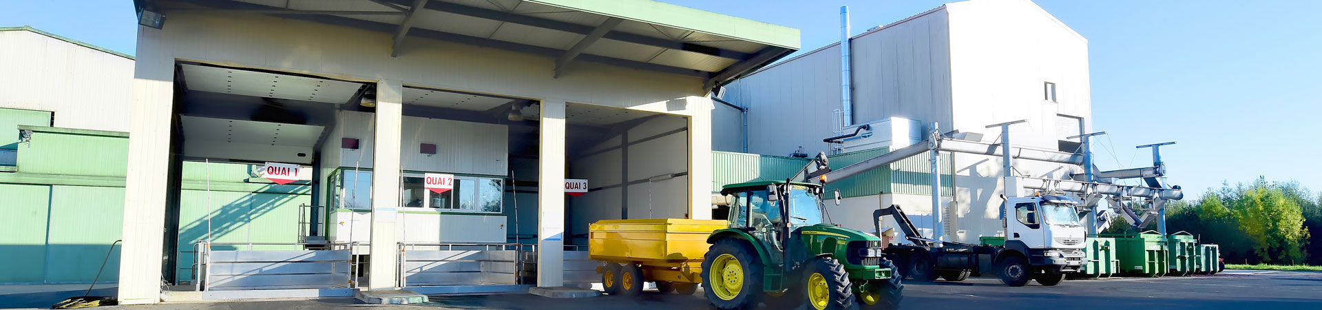 Pera Pellenc, manufacturer of receiving hoppers