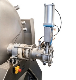 matic valve for Smart Press pneumatic press from Pera Pellenc, winemaking equipment